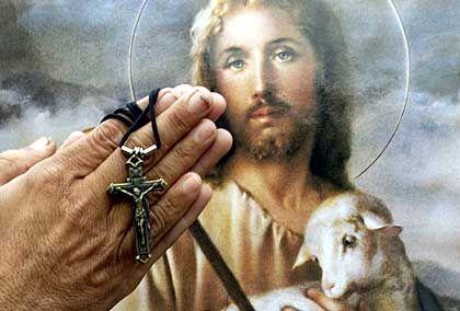 Jesus-Christus-Image: Bloß ein Weisheitslehrer, kein Gottessohn?