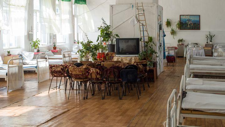 Ukrainische Gefängnisse: Zwischen Sowjet-Ära und amerikanischem Kitsch