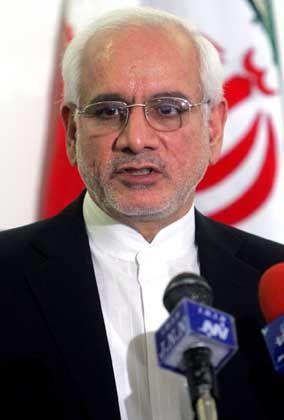 """Aghasadeh, Chef der iranischen Atomenergieorganisation: """"Die Aktion ist illegal"""""""