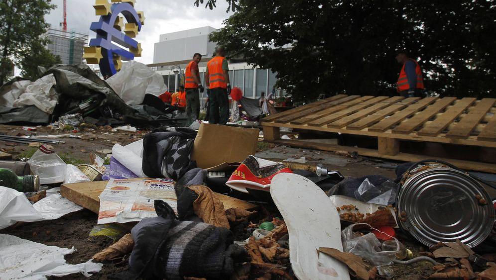 Occupy Frankfurt: Der Protest geht weiter
