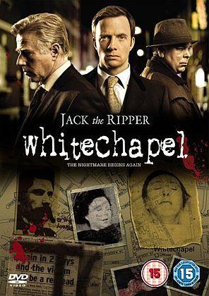 DVD Cover - Whitechapel