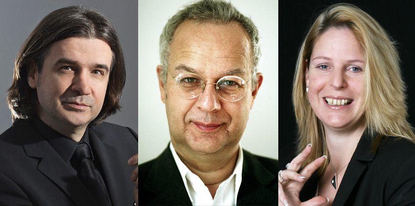 EINMALIGE VERWENDUNG Hermann Scherer / Jürgen Hesse / Claudia Kimich