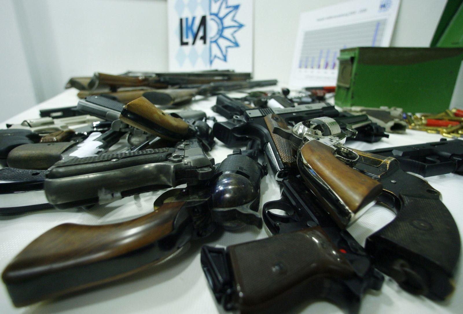 NICHT VERWENDEN Waffenrecht