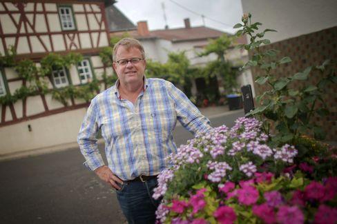 Sommerlochs Bürgermeister Haßlinger: Robust gute Laune