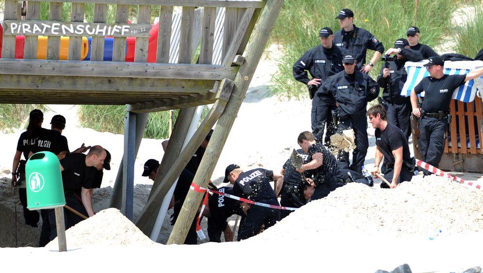 Amrum: Polizei findet Kinderleiche