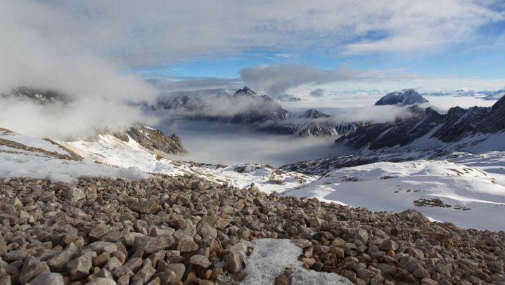 Alpengletscher: Im Rückwärtsgang