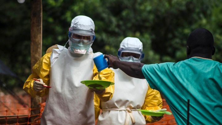 Ebola-Epidemie: Kampf um Kontrolle