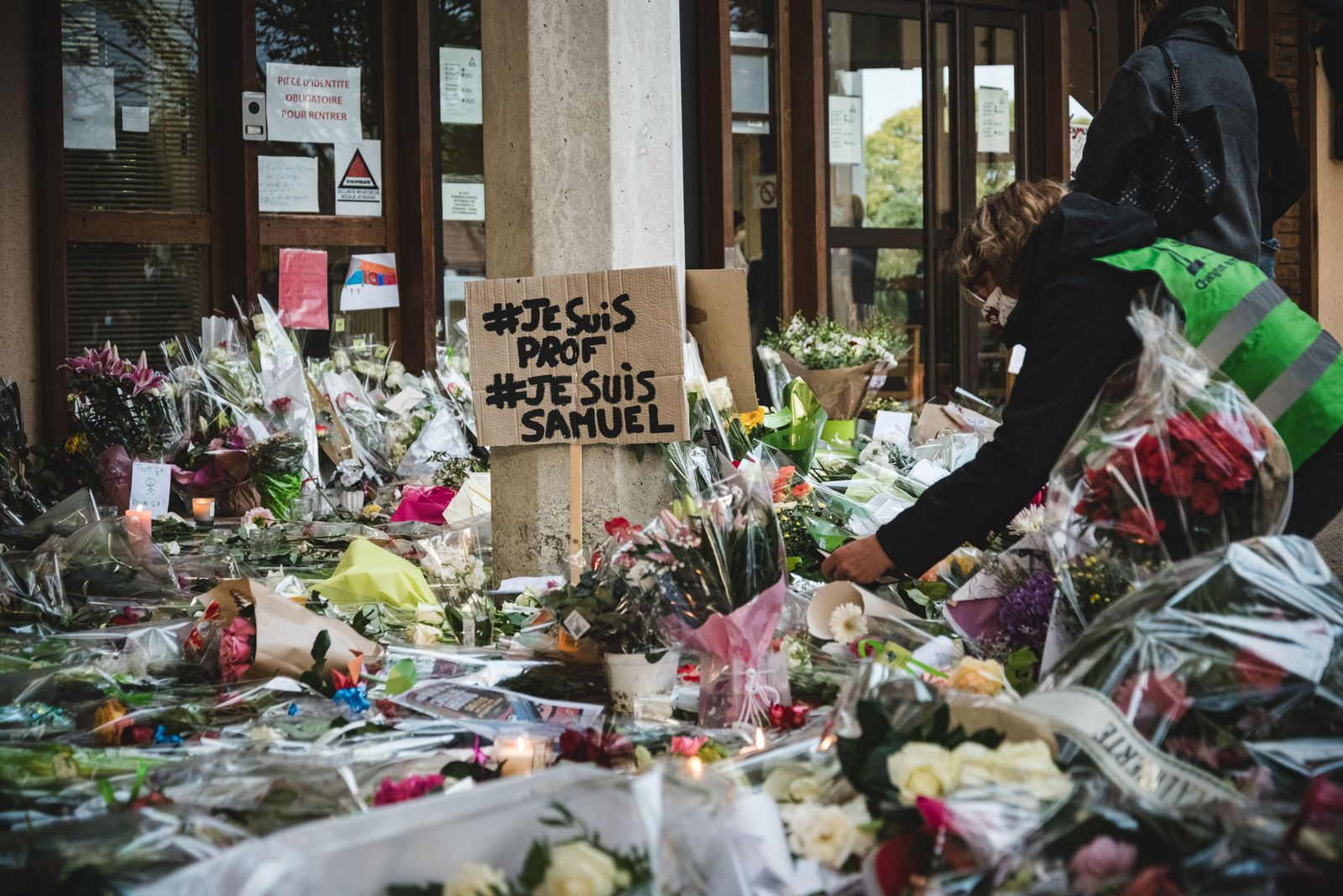 France Teacher Attack: Tribute To The Beheaded Professor