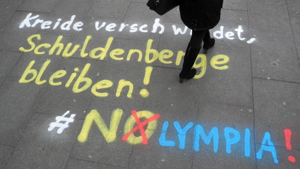 Bewerbung in Hamburg: Absage an die Olympia-Bewerbung