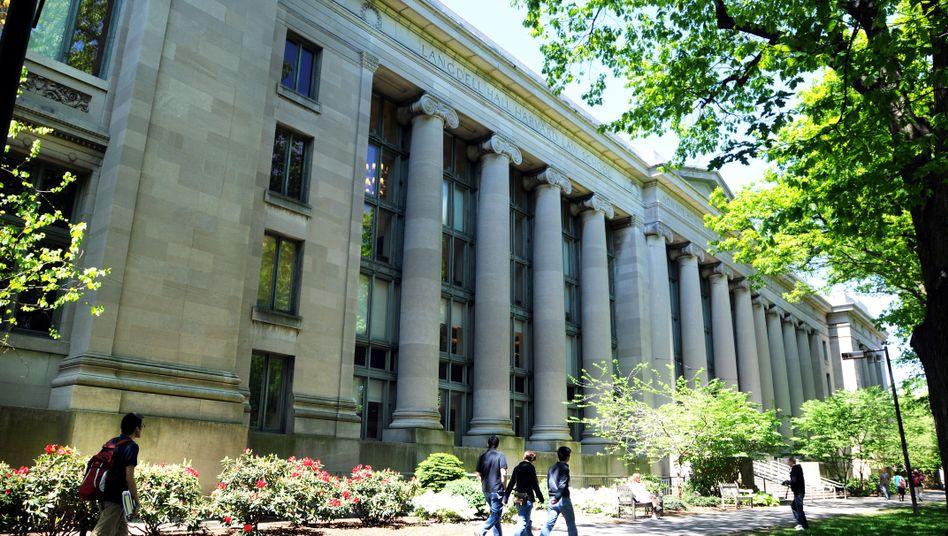 """Jura-Fakultät in Harvard: """"Grundbestandteile von Fairness fehlen"""""""