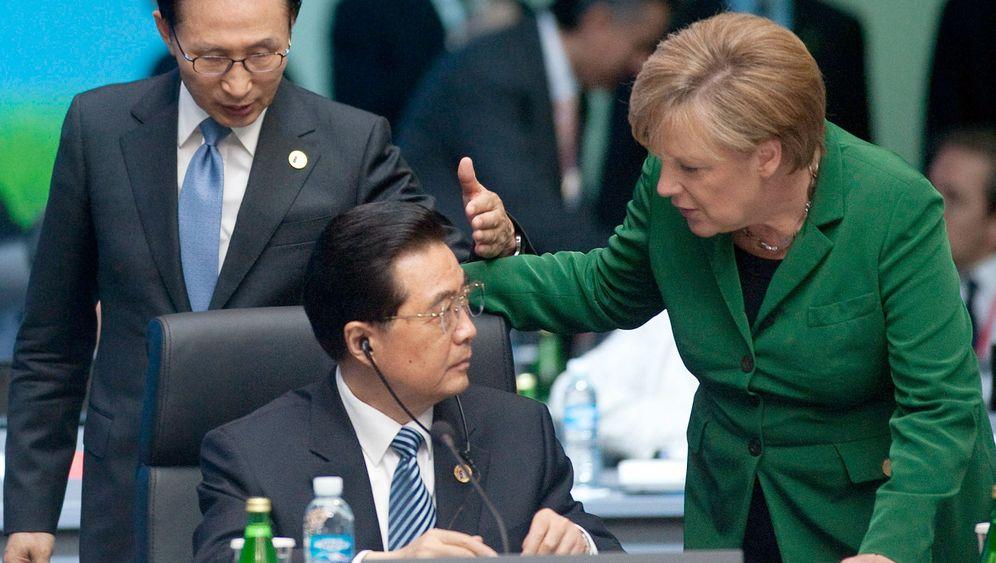 G-20-Gipfel: Versöhnungsversuch in Seoul