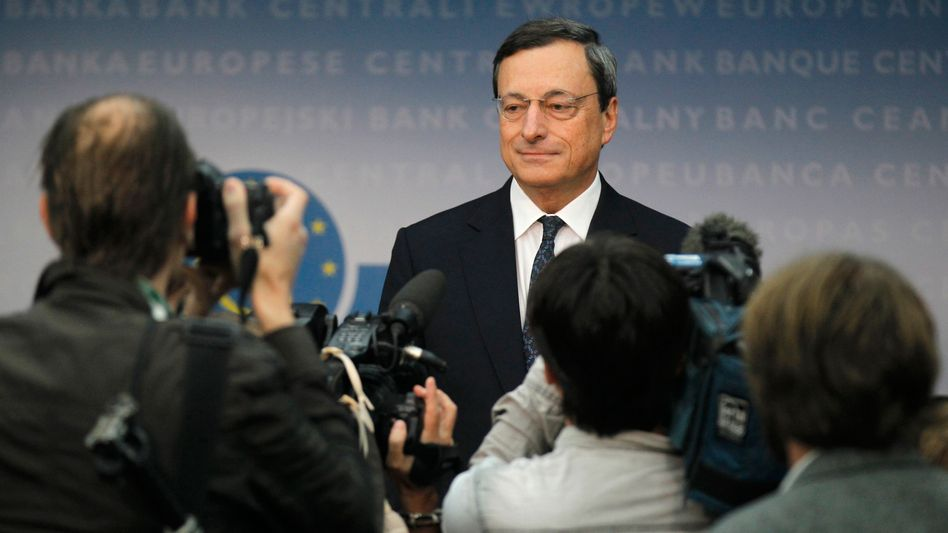 EZB-Ratssitzung: Draghi kündigt unbegrenzte Anleihekäufe an
