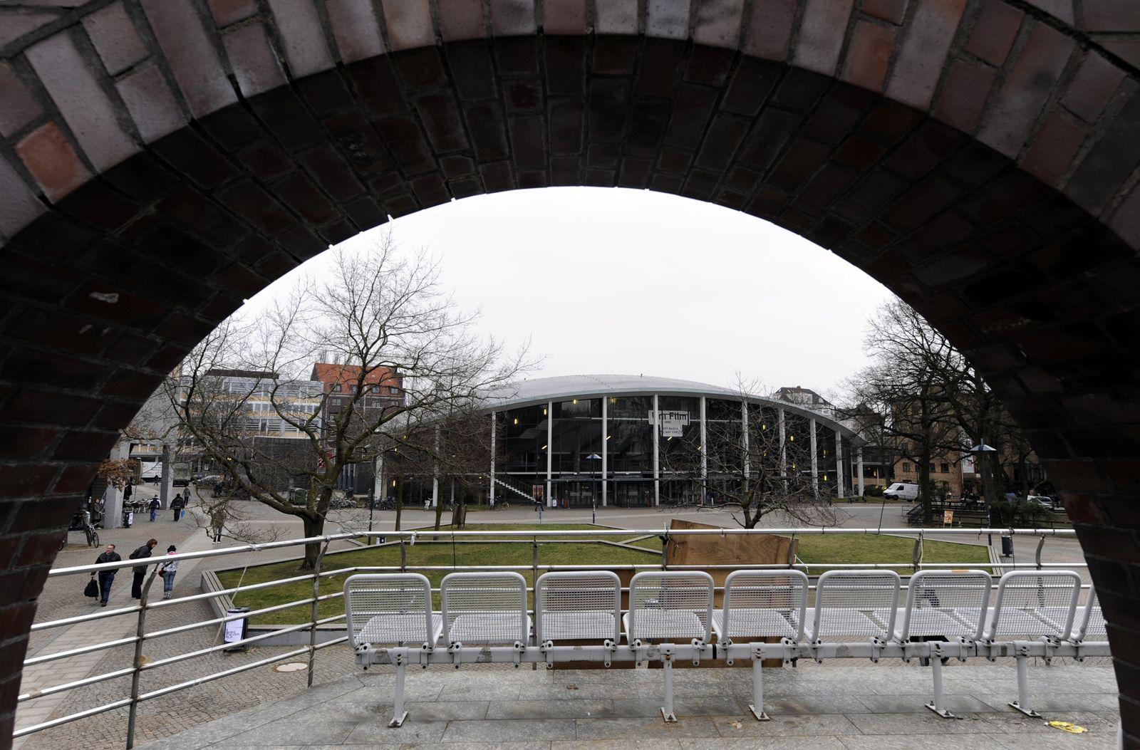 Uni Hamburg/ Campus