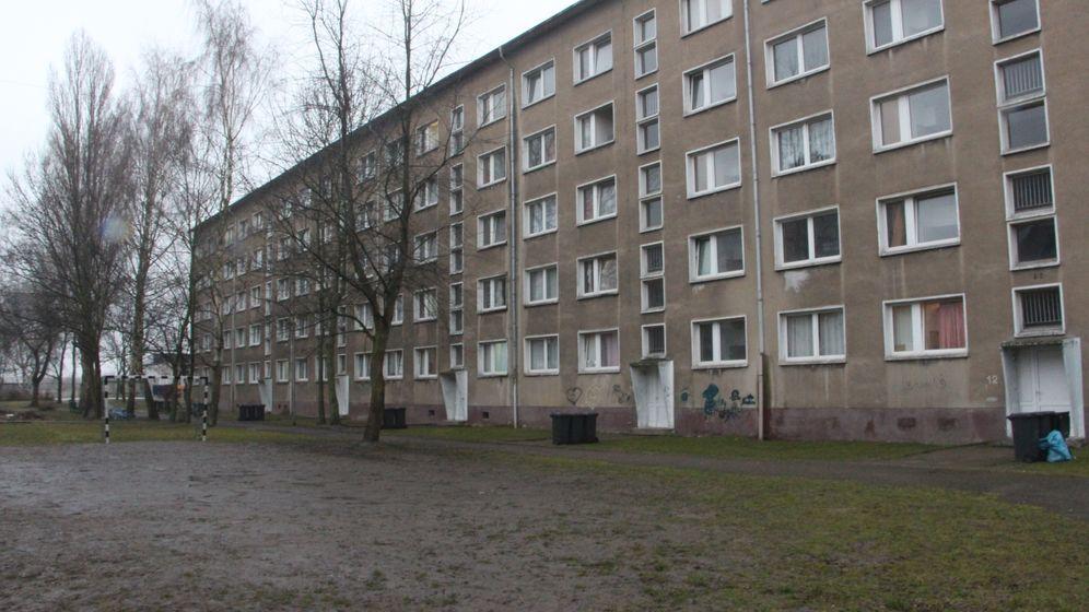 Leipziger Flüchtlingsunterkunft: Ein beschämendes Haus
