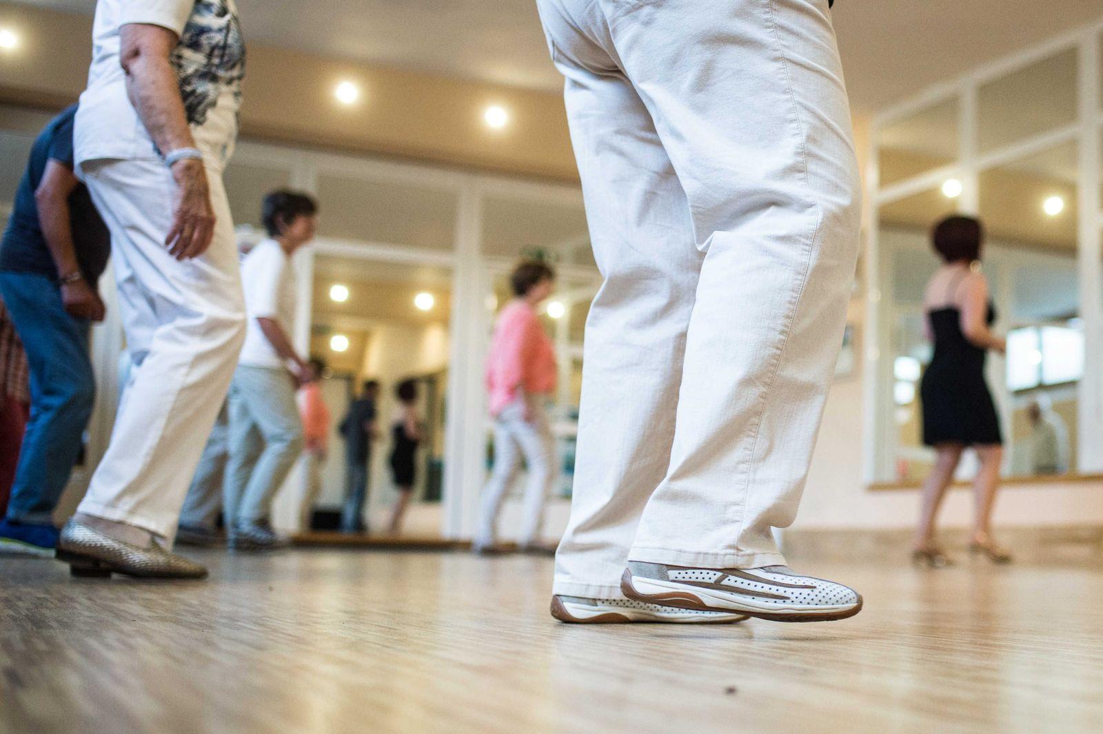 Tanz gegen Parkinson