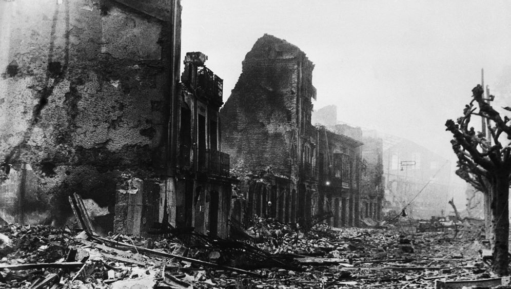 Photo Gallery: The Day Guernica Was Destroyed