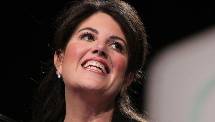"""Monica Lewinsky über Clinton: """"Ich habe mich in meinen Boss verliebt"""""""