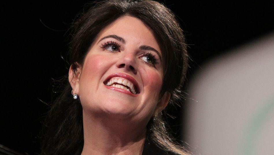 """Monica Lewinsky: """"Ich habe mich in meinen Boss verliebt"""""""