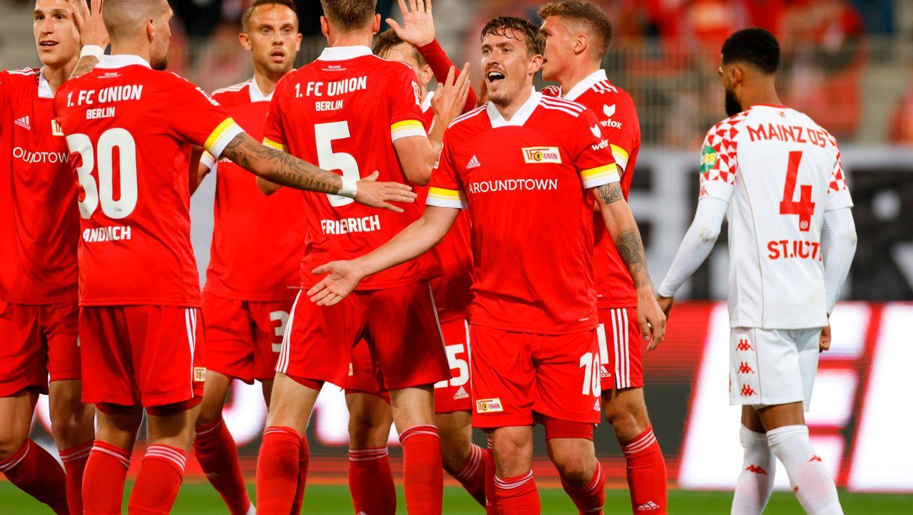 Starke Berliner machen Bundesliga-Fehlstart von FSV Mainz perfekt - DER SPIEGEL - Sport
