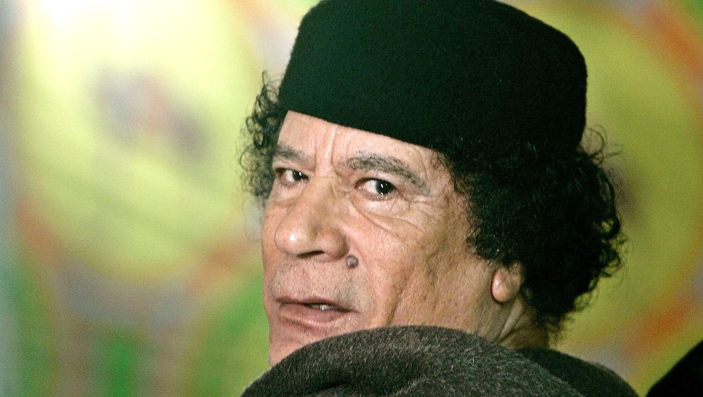 Libyen: Blick in Gaddafis Stasi-Zentrale