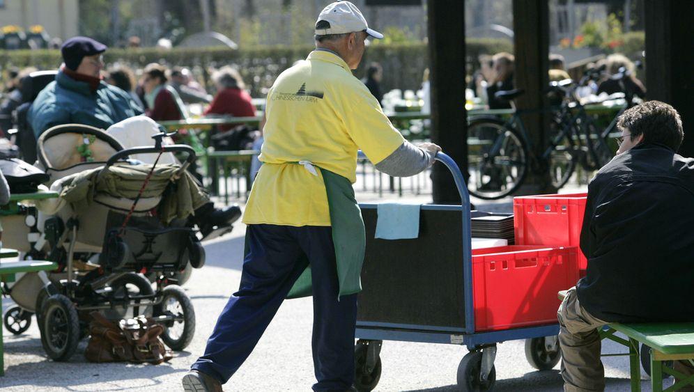 Job-Markt: Wer alles einen Mindestlohn fordert