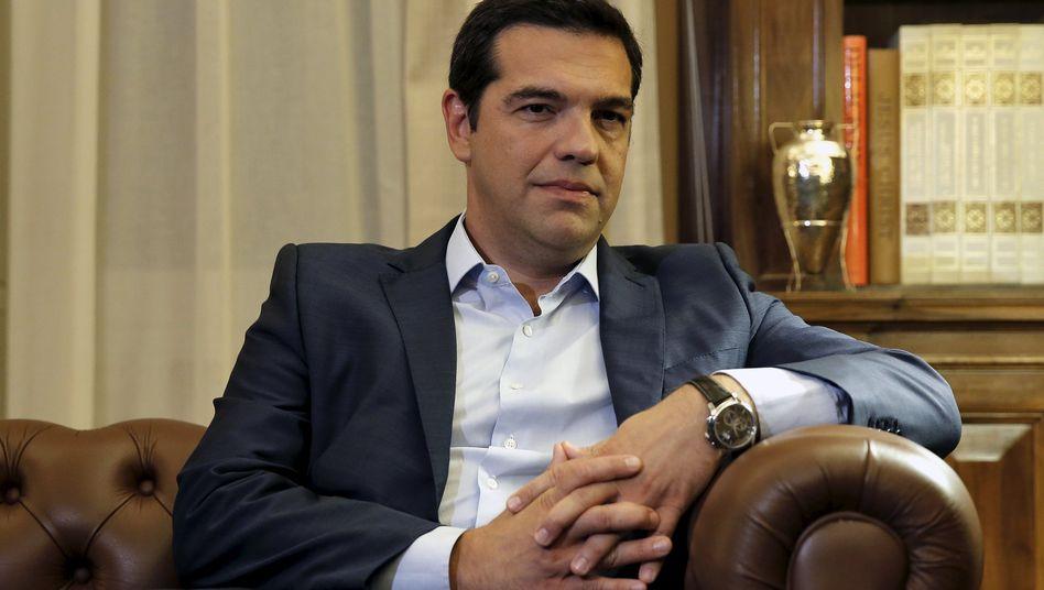 Griechischer Premier Tsipras: Doch ein Reformer?