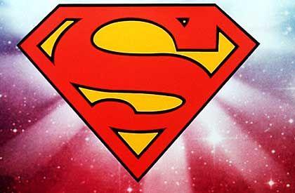 Brachliegendes Kino-Franchise: Superman-Saga (Logo)