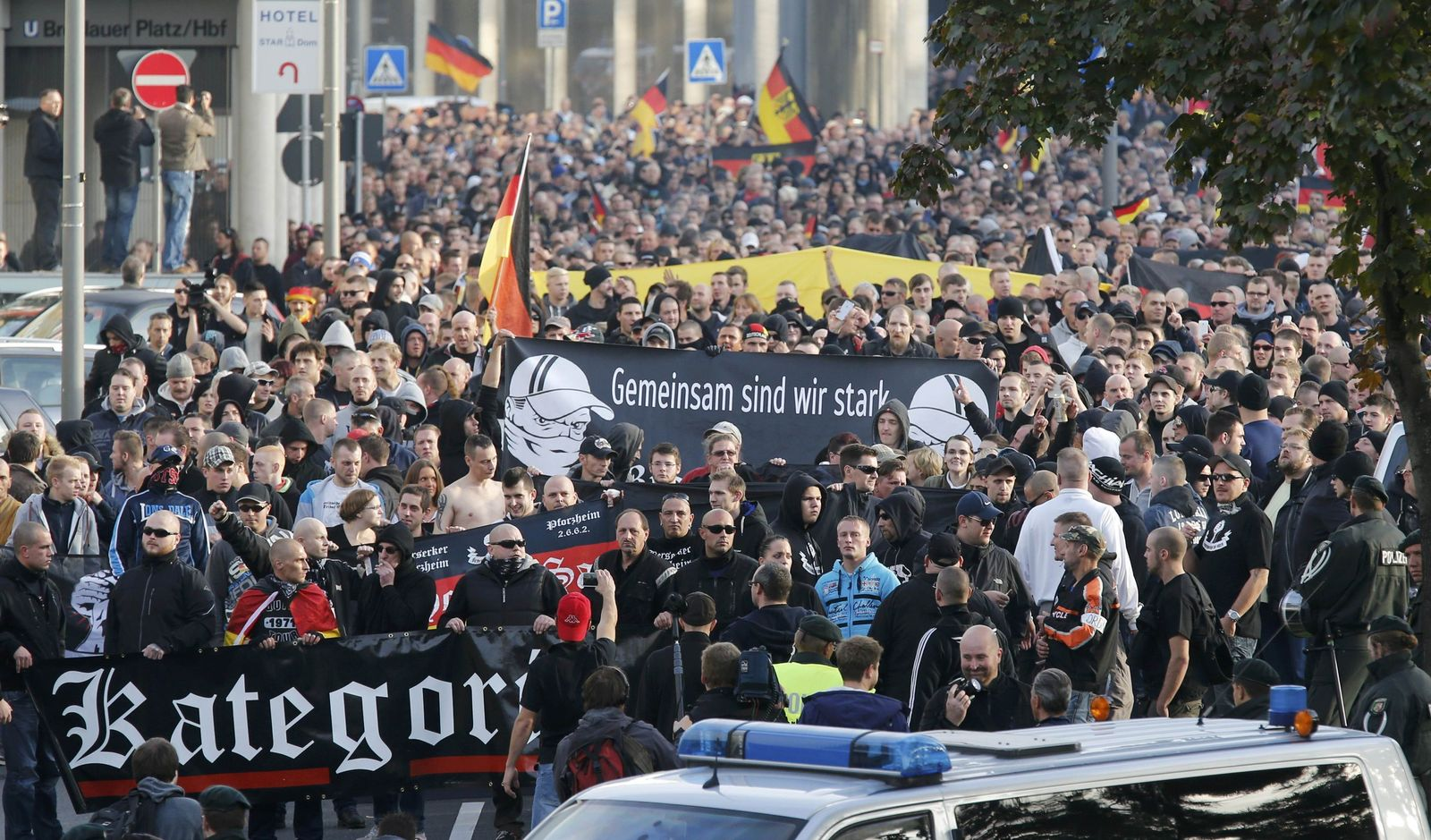 GERMANY-PROTEST/