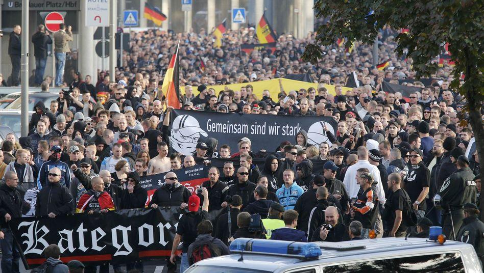 Köln Demo Salafisten