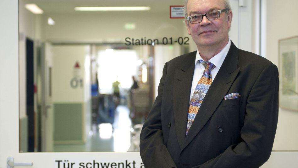 """Mediziner Leititis: Fordert Entschädigung """"mit abschreckender Wirkung"""""""