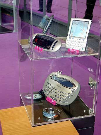 Die Realität, wie bei Star Trek: Schicke, aktuelle UMTS-Handys der Telekom