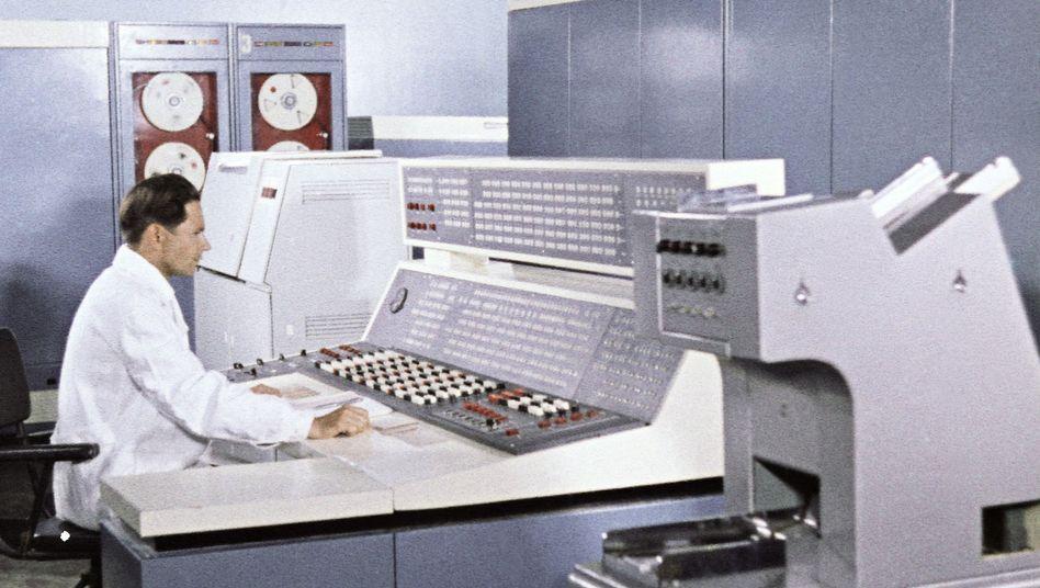 "Computer von 1969 (aus dem Film ""The Storming of Venus"")"