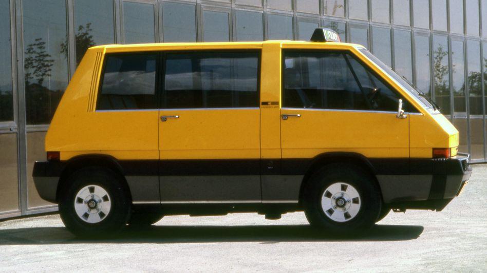Ein Vier-Meter-Auto mit allen Raffinessen, die man sich von einem Großstadt-Taxi wünscht.