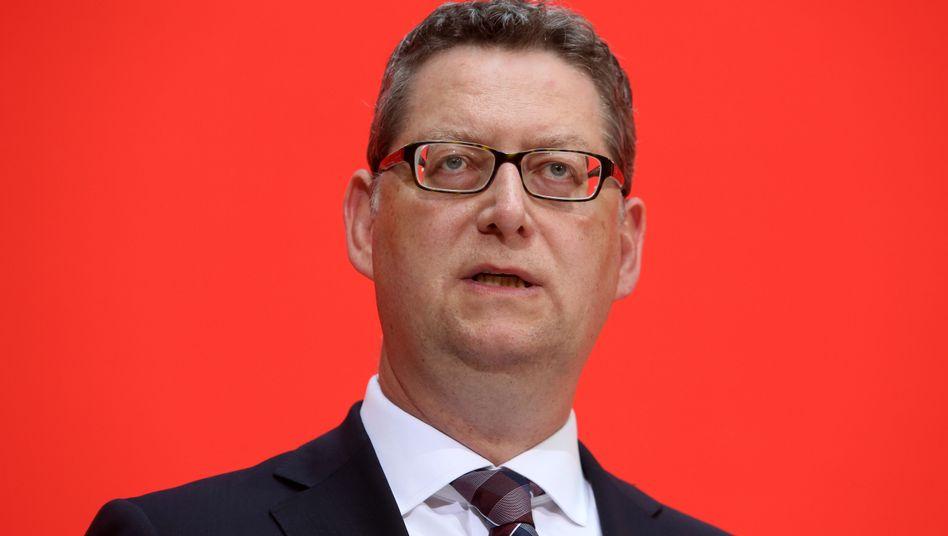"""Kommissarischer SPD-Chef Thorsten Schäfer-Gümbel: Soziale Frage """"schnurzegal"""""""