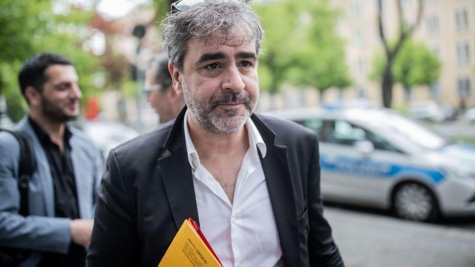 Erfolgreich: Journalist Deniz Yücel