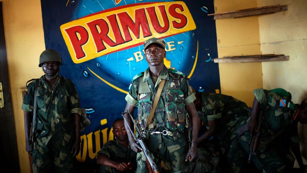 Heineken: Bierfirma zahlt Geld an Kongo-Rebellen