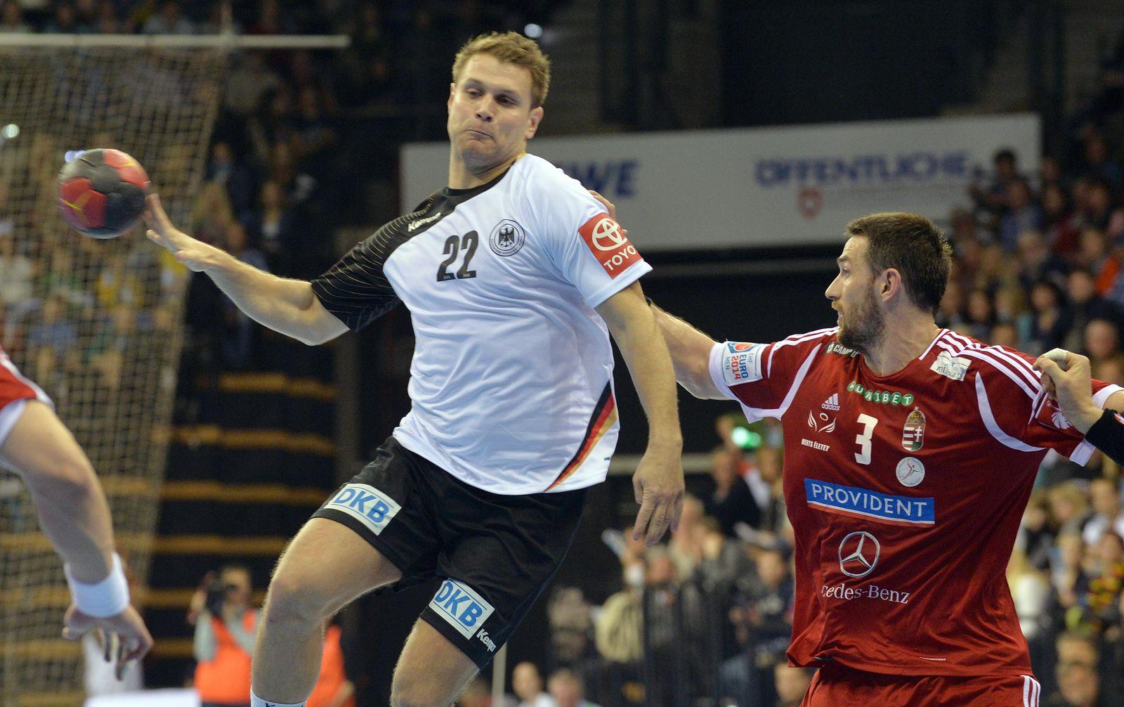 Handball Deutschland Nationalmannschaft