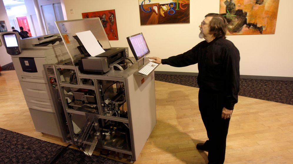 Digital-Bücher: Googles Bibliothek bald wieder auf Papier