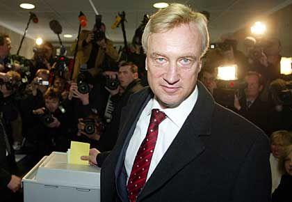 """CDU-Spitzenkandidat von Beust: """"Man weiß nie, wie es ausgeht"""""""
