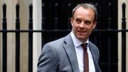 Britischer Außenminister legt nach