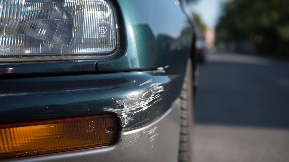 Autounfall (Symbolbild)