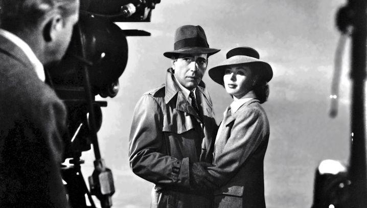 """Kultfilm """"Casablanca"""": """"Ich seh dir in die Augen, Kleines"""""""