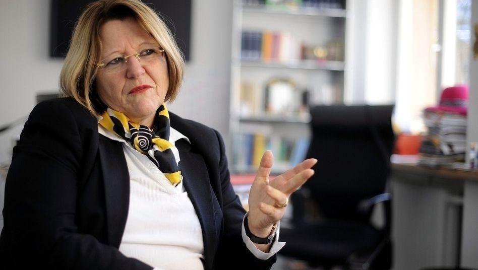 """Schulleiterin der Odenwaldschule Margarita Kaufmann: """"Wenn Sie zu Hause ein Problem haben, gehen Sie auch nicht gleich zum Nachbarn"""""""