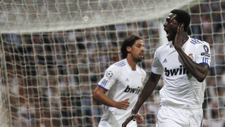 Real vs. Tottenham: Eine königliche Gala