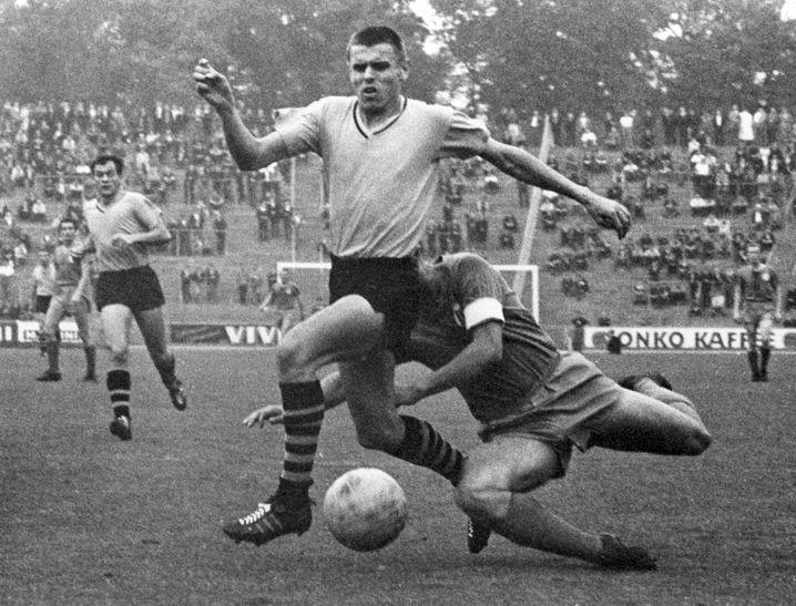 Bundesliga anno 1963: Die Anfänge der Spielernoten