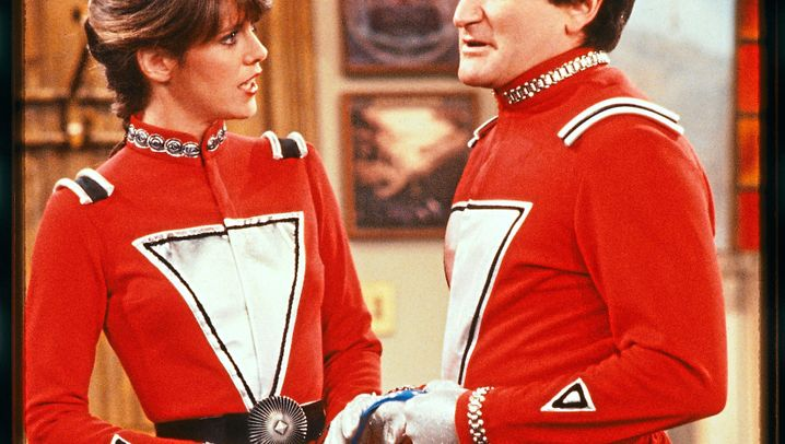 Robin Williams ist tot: Seine Karriere in Bildern