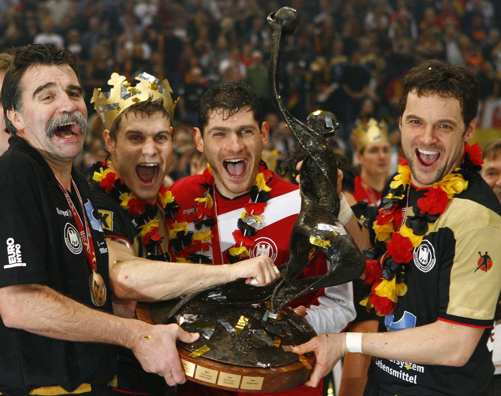 Handball WM/ 2007/ Pokal