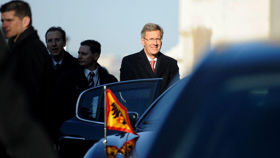 Staatspräsident Wulff: In den Amtsstuben wächst die Wut