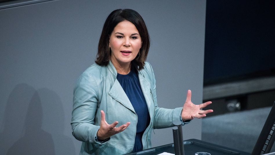 Annalena Baerbock: »Wir werden gemeinsam entscheiden, was das Beste für das Land und unsere Partei ist«