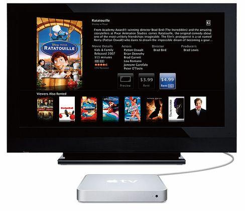 Multimedia-Box Apple TV: 59 Prozent Preisaufschlag für Europäer